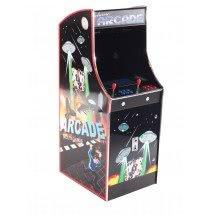 Cosmic Fighter Multi Game Arcade Machine