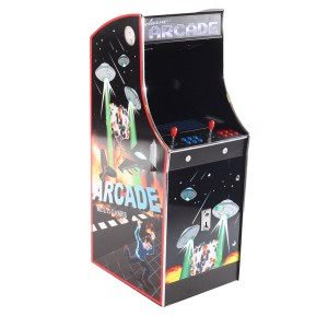The Cosmic 600-in-1 Multiplay Arcade Machine