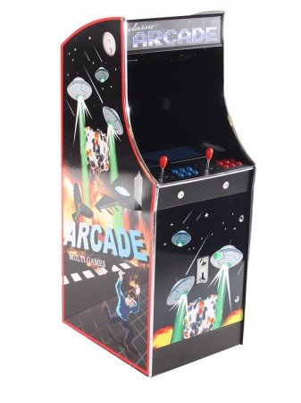 Cosmic III 500-in-1 Multi Game Arcade Machine