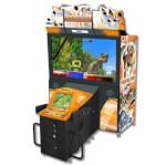 Primeval Hunt Deluxe Arcade Machine