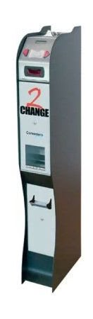 Comestero 2 Change Coin to Note Change Machine