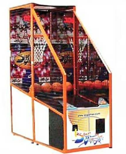 I.C.E. Slam Jam Basketball Arcade Machine