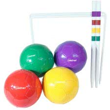 Sunsport Football Croquet Set