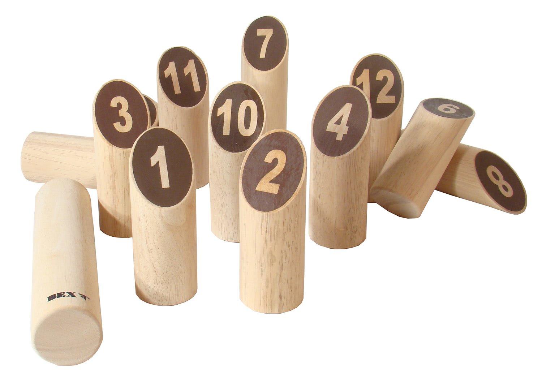Poker Table Set Number Kubb Original Set (511-150) | Liberty Games