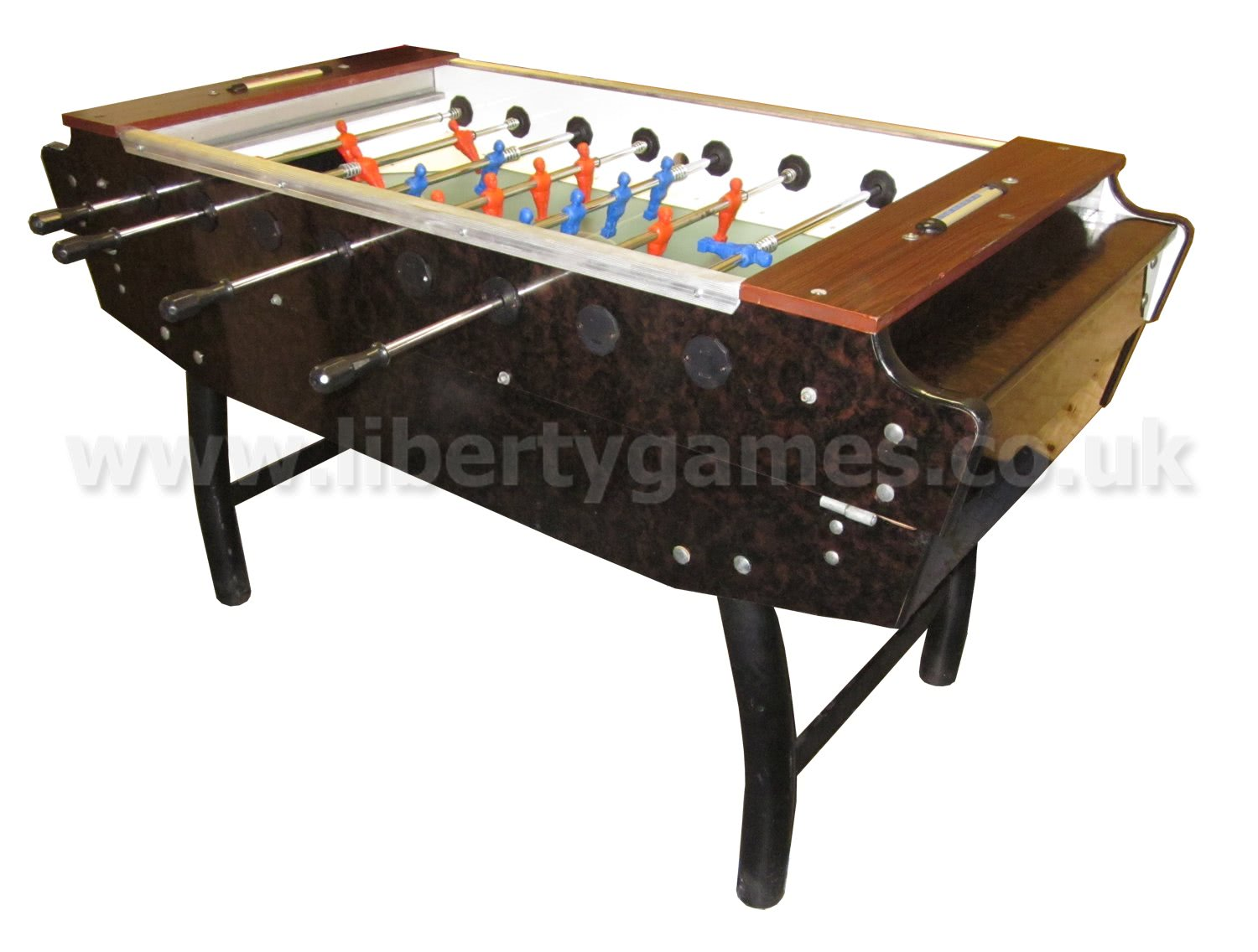 Coin Operated Commercial Football Tables Liberty Games