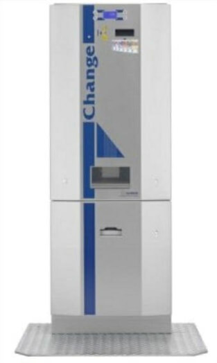 GeWeTe WGS 300 Note to Coin Change Machine