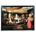 Java Dreams LED Picture