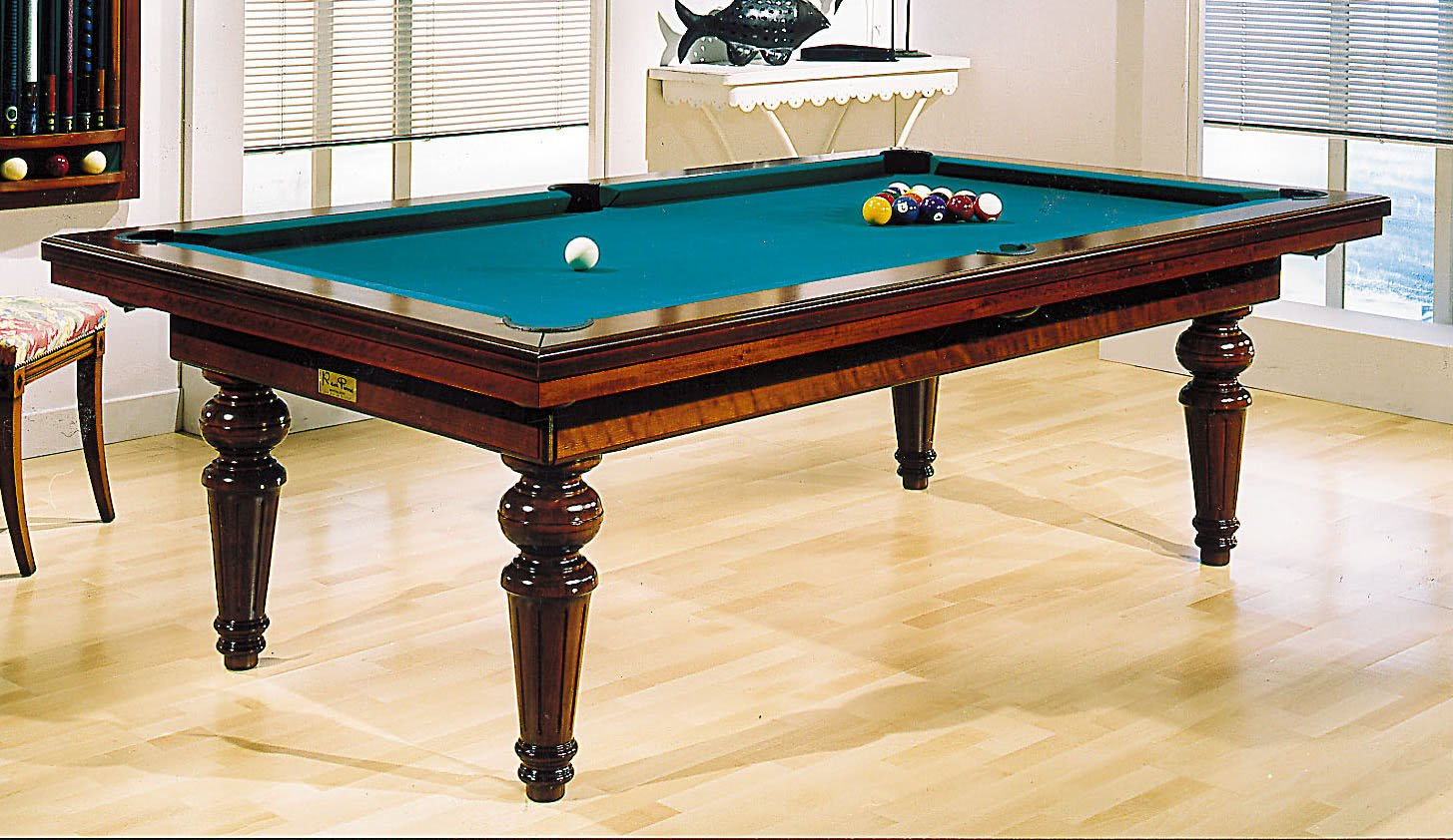 rene pierre carousel pool table 7 ft 8 ft liberty games. Black Bedroom Furniture Sets. Home Design Ideas