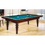 Rene Pierre Carousel American Slate Bed Pool Table