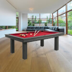 Rene Pierre Lafite American Slate Bed Pool Table