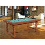 Rene Pierre Chambertin American Slate Bed Pool Table