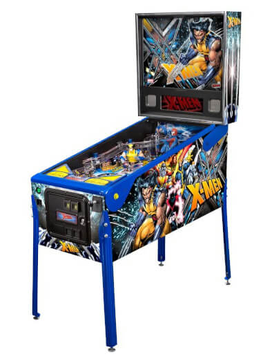 Stern X-Men Limited Edition ''Wolverine'' Pinball Machine