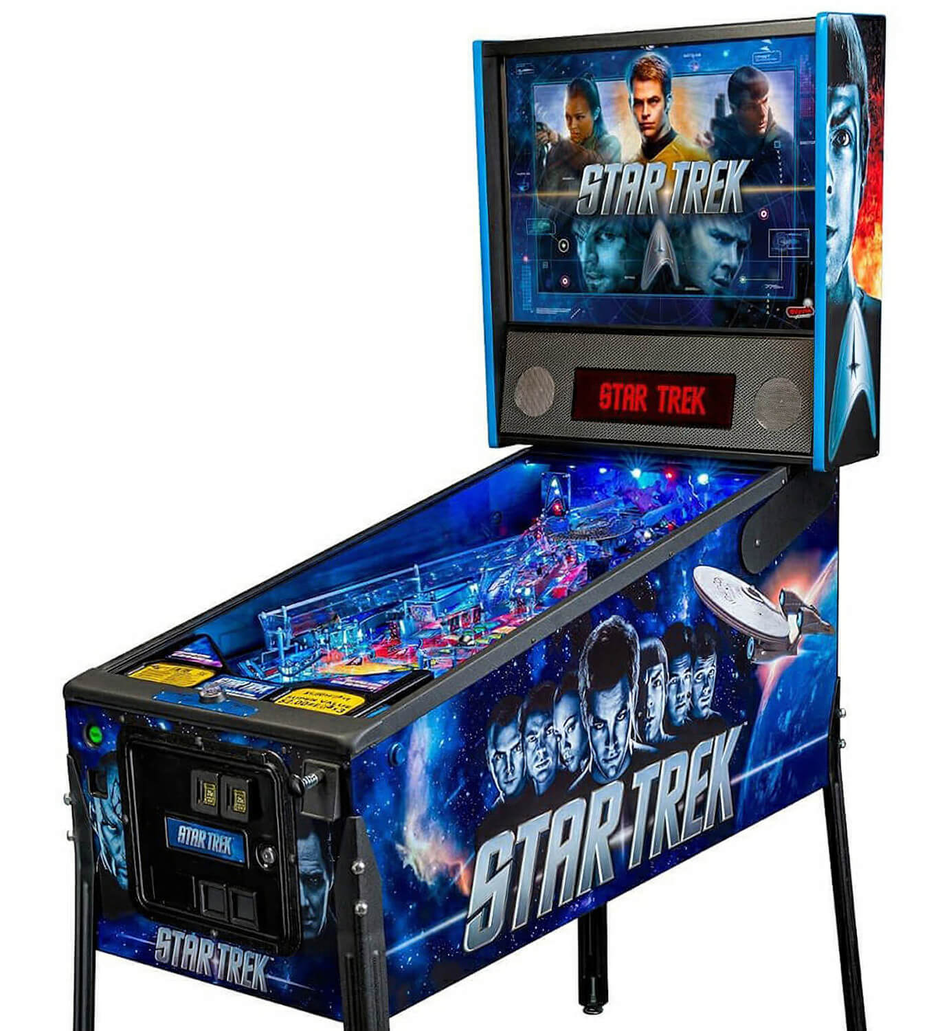 Stern Star Trek Pinball Liberty Games