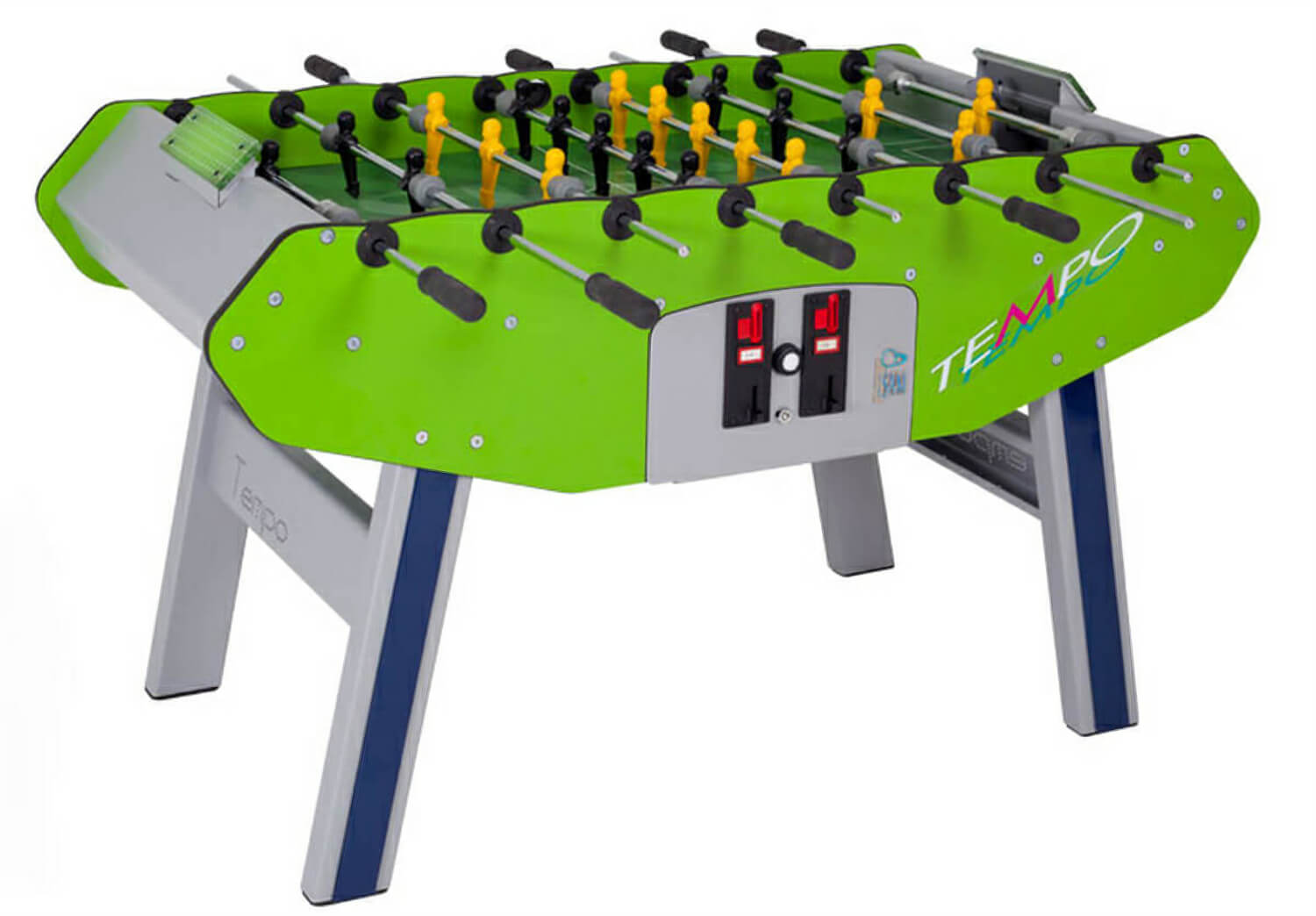 Tempo Outdoor Coin Operated Football Table