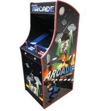 Cosmic 80s Plus Multi Game Arcade Machine