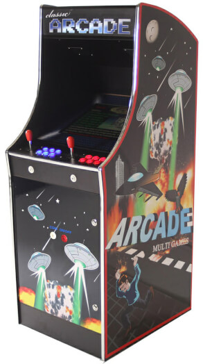 Cosmic Ultimate Multi Game Arcade Machine
