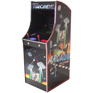 The Cosmic 2000-in-1 Multiplay Arcade Machine