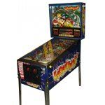 Earthshaker Pinball Machine