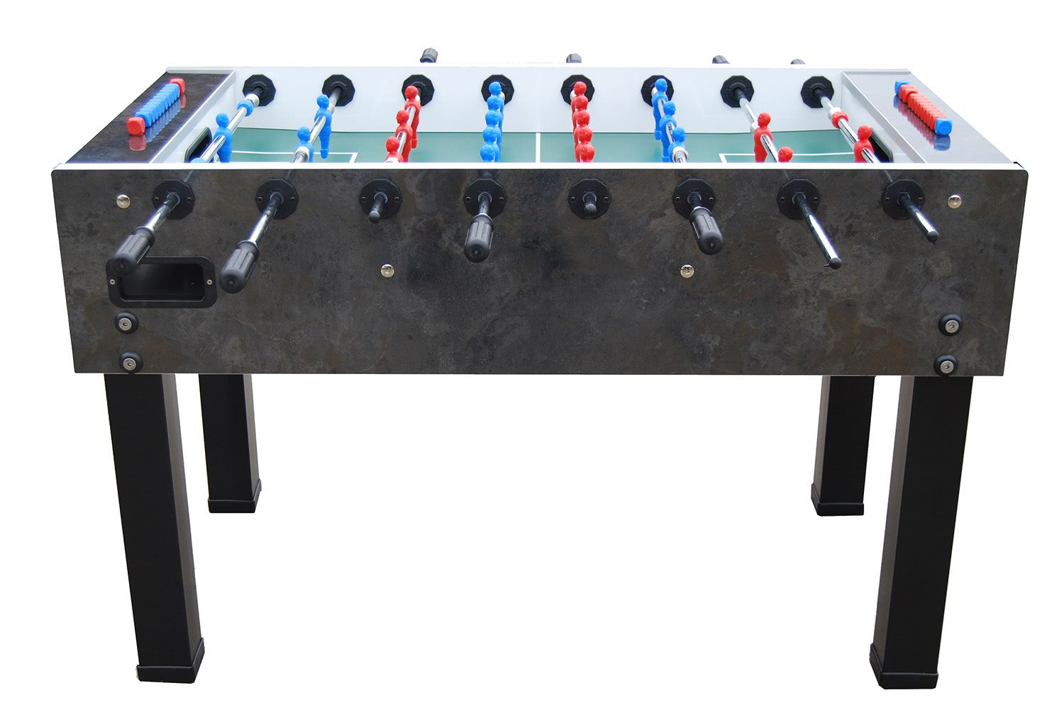 Sardi outdoor football table liberty games for 10 games in 1 table