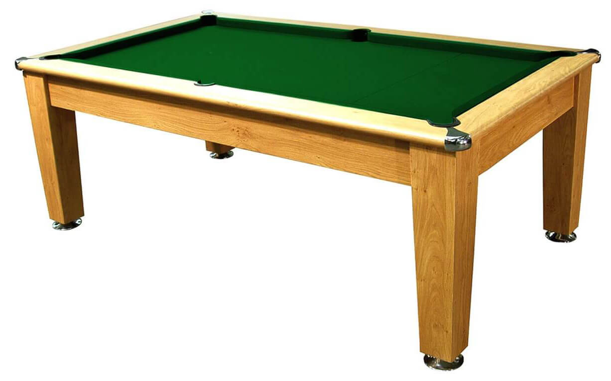 Roma slate bed pool dining table 6 ft 7 ft liberty games Pool dining table