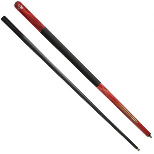 Powerglide Bullet Red Pool Cue