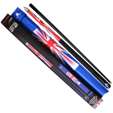 Powerglide Union Jack Pool Cue