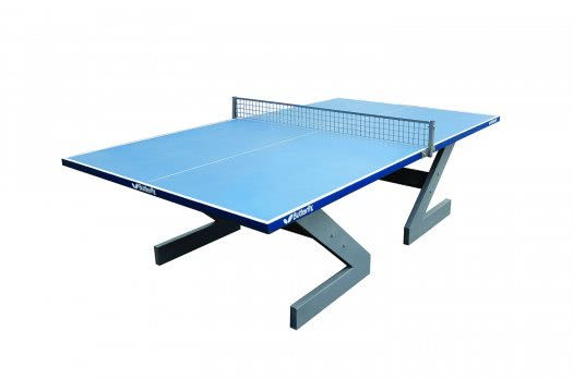 Butterfly City Concrete Table Tennis