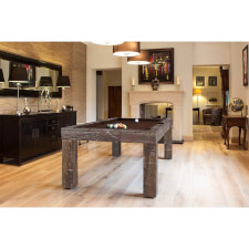 Duo Milano Oak Pool Dining Table