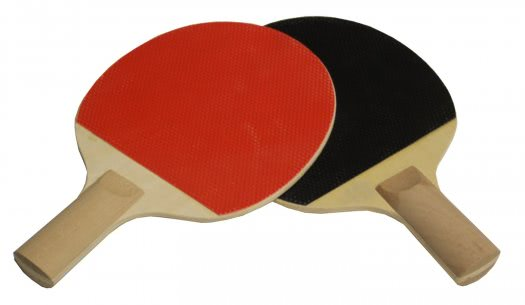 TekScore Table Tennis Bats