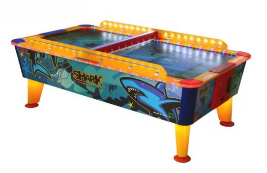 WIK Shark Waterproof Air Hockey Table