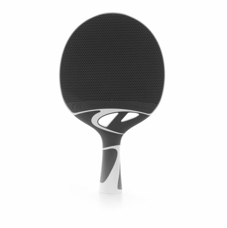 Cornilleau tacteo 50 grey table tennis bat 455408 liberty games - Table de ping pong tectonic ...
