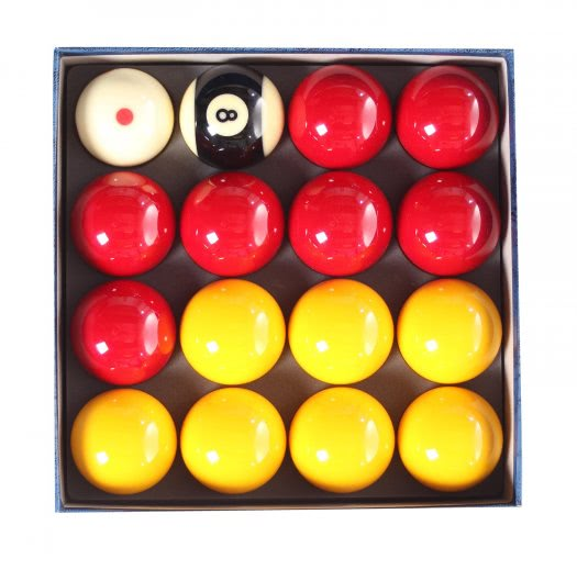 Super Aramith Pro-Cup 2in Pool Ball Set