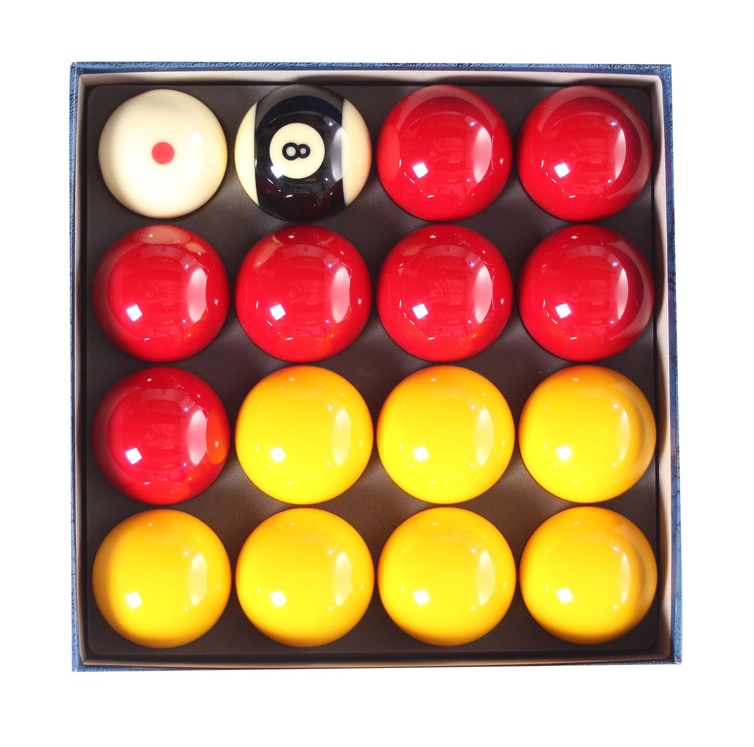 Super Aramith Pro Cup 2in Pool Ball Set Liberty Games