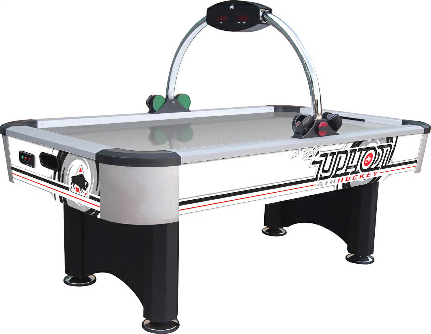 Air Hockey - More information