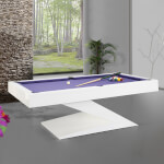 The Zen Slate Bed Pool Table