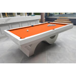 The Picasso Slate Bed Pool Table