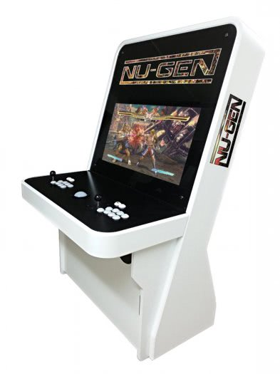 Nu-Gen Upright Arcade Machine