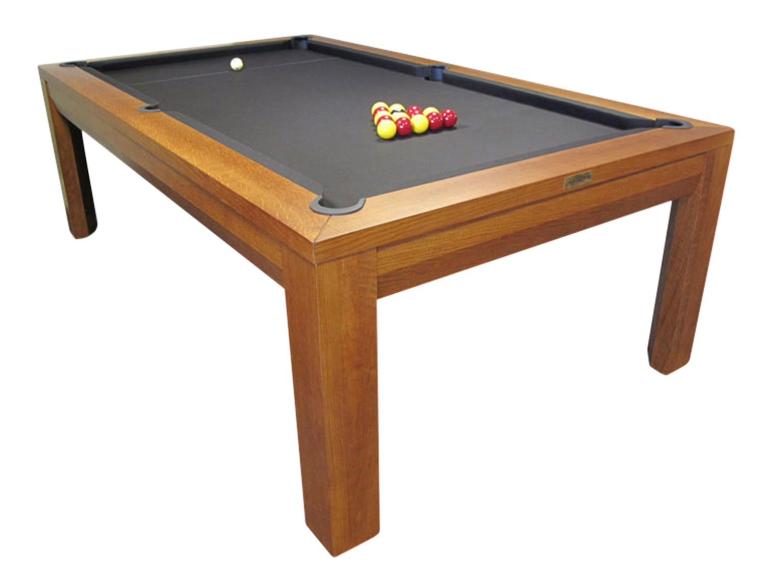 Chevillotte heimo slate bed pool table liberty games for 10 games in 1 table