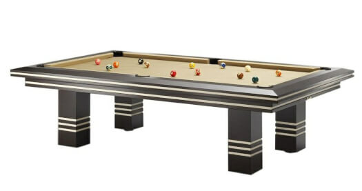 Chevillotte Antares Slate Bed Pool Table