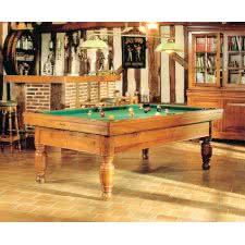 Chevillotte Perigord Slate Bed Pool Table
