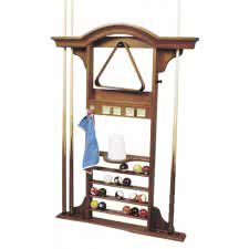 Wooden Deluxe Wallrack (3209.001)