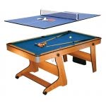Jimmy White 6 foot Folding Home Pool Table (FP-6TT)