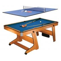 BCE 6ft Vertical Folding Home Pool Table (FP6TT)