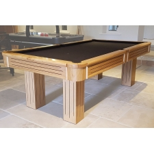 The Rincao Slate Bed Pool Table