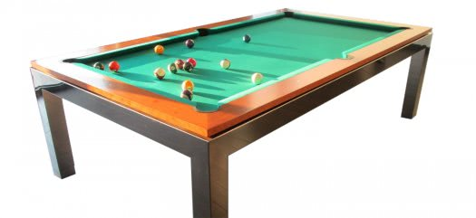 The Empire Slate Bed Pool Table