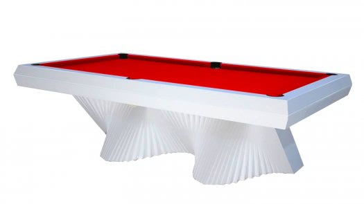 The Scala Slate Bed Pool Table