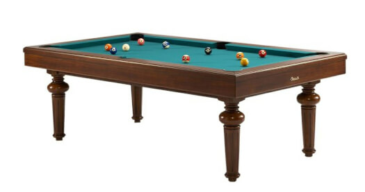 Chevillotte Harmonie Slate Bed Pool Table