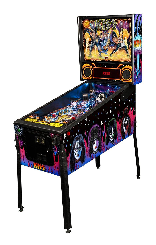 Stern Kiss Pro Pinball Machine For Sale Liberty Games