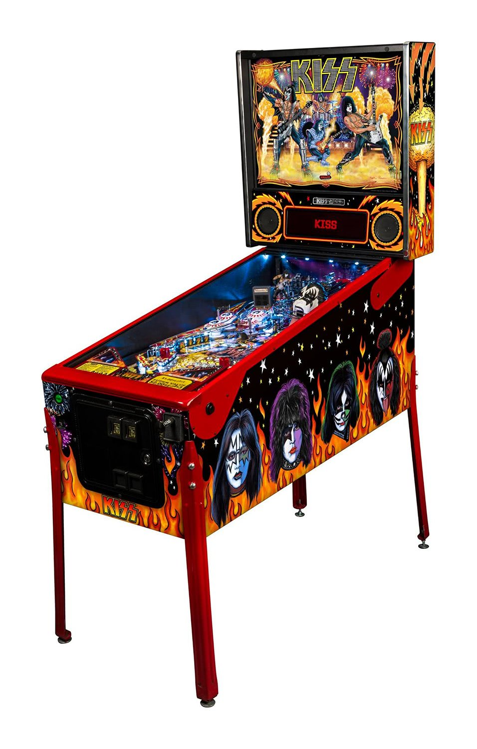 op pop pop pinball machine