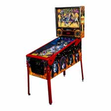 Stern KISS Limited Edition Pinball Machine